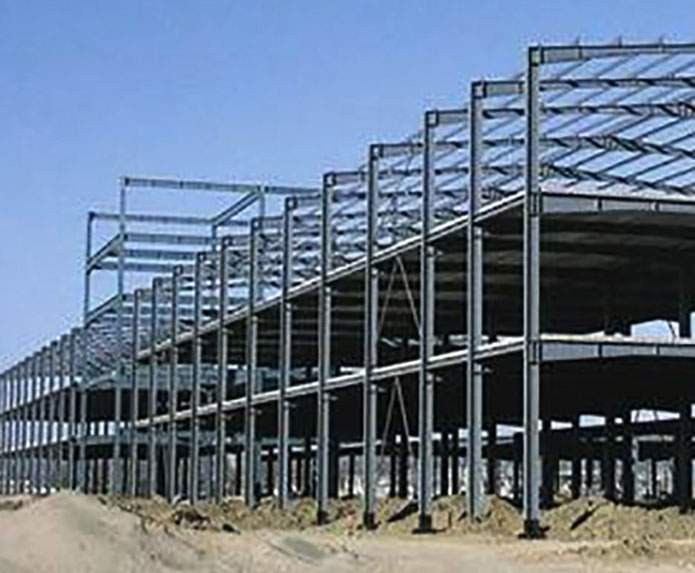 Frame Steel Structure