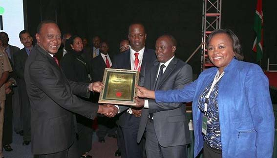 PATRON MEMBERS OF KENYA NATIONAL CHAMBER OF COMMERCE AND INDUSTRY