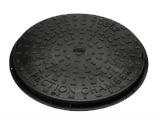 Round Cover & Frame: DS062