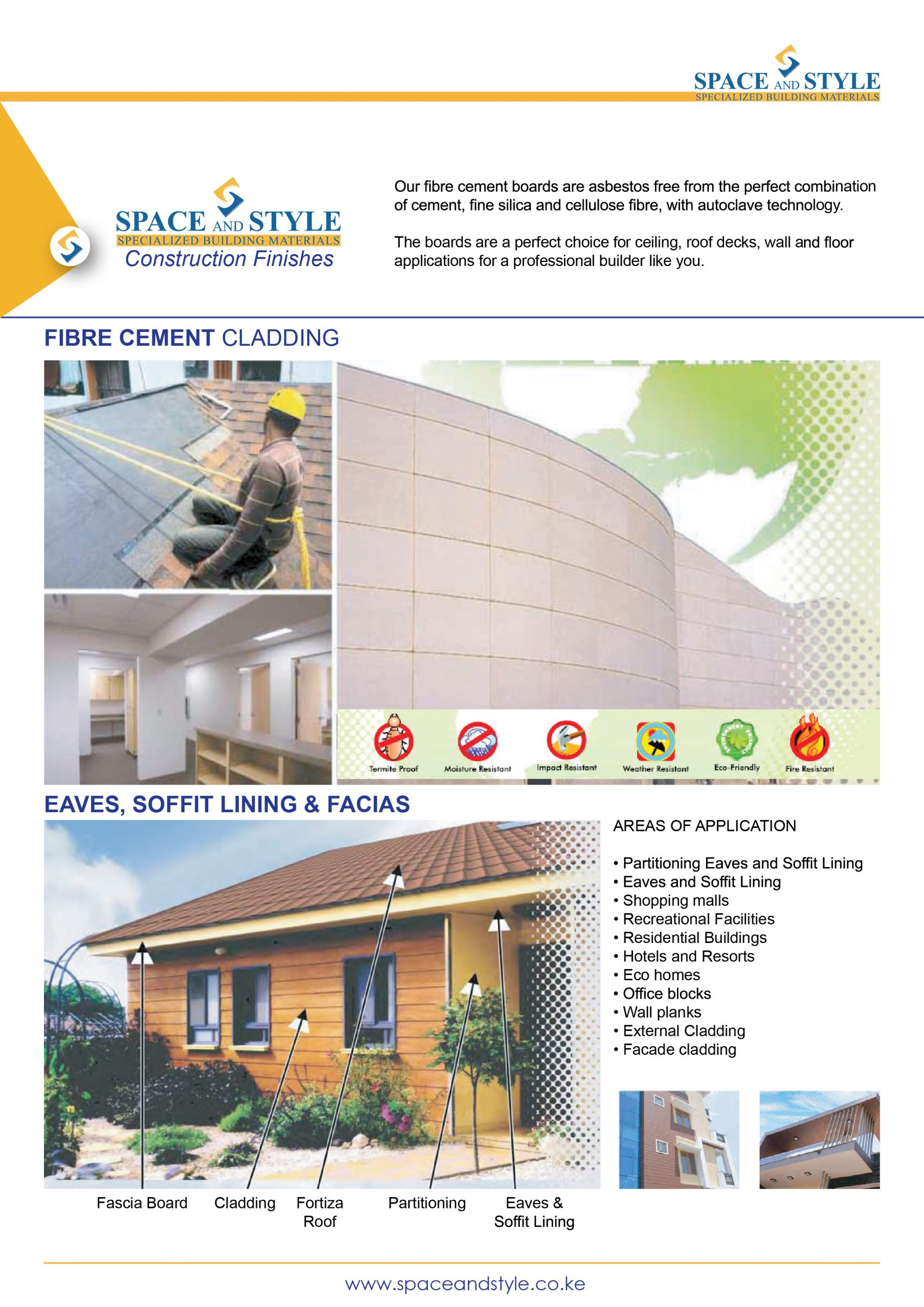 fascia roofs in kenya space and style kenya