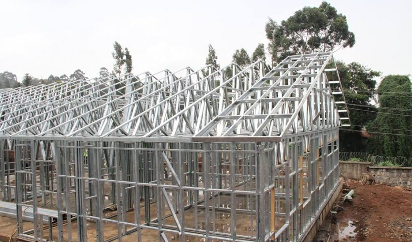 frametech installation roofs in kenya space and style