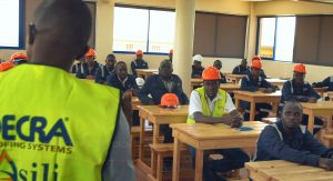 roofs in kenya affordable training