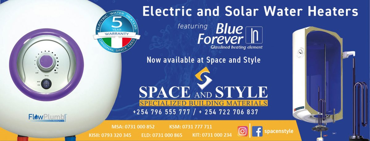 Space and Style Water Heater Facebook Covers up-dat